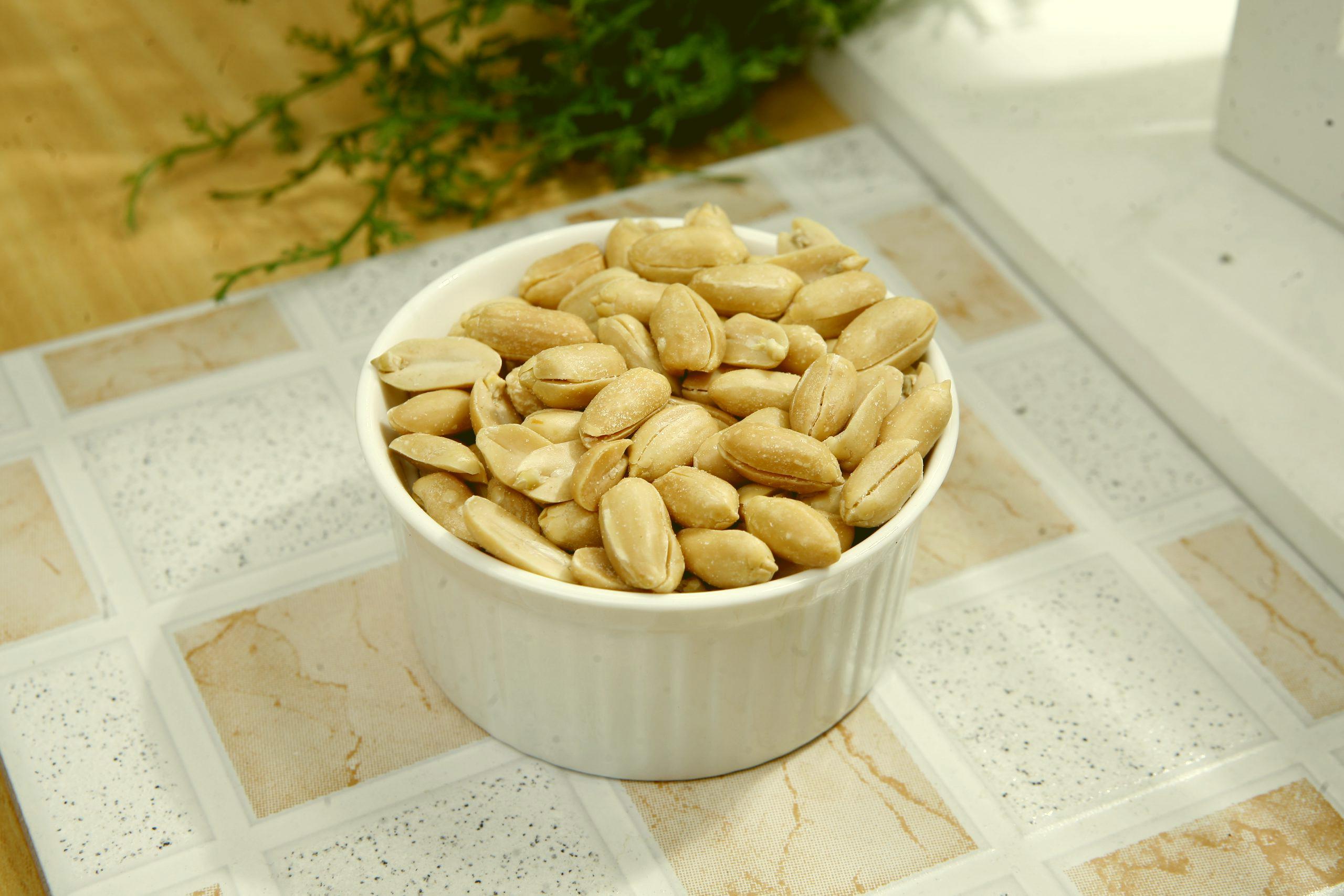 l'allergie à l'arachide et son traitement