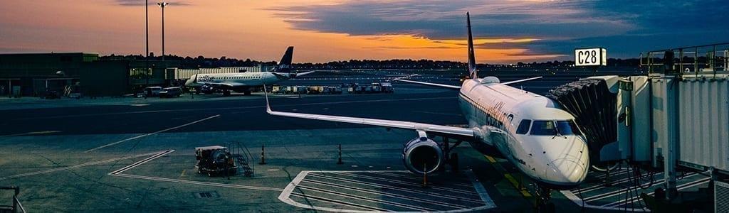 Prendre l'avion avec des allergies alimentaires