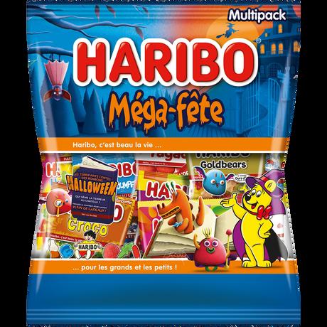 Haribo Mega Fête Halloween
