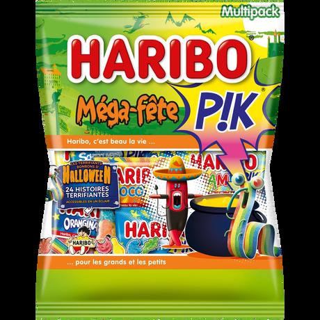 Haribo Mega fête Pik