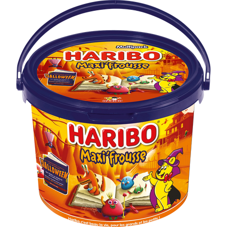 Haribo Maxi Frousse (spécial Halloween