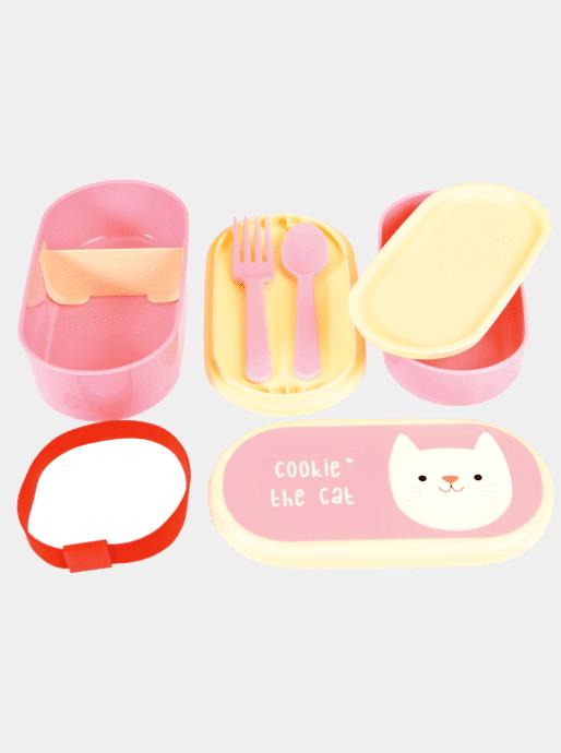 boîte à repas chat 2