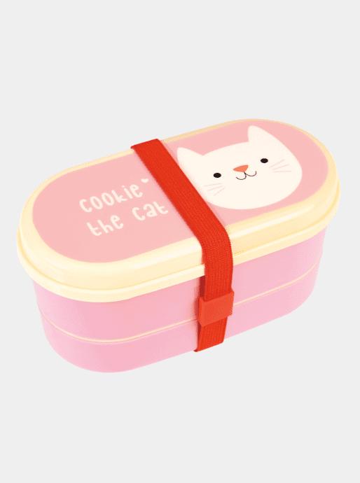 boîte à repas chat