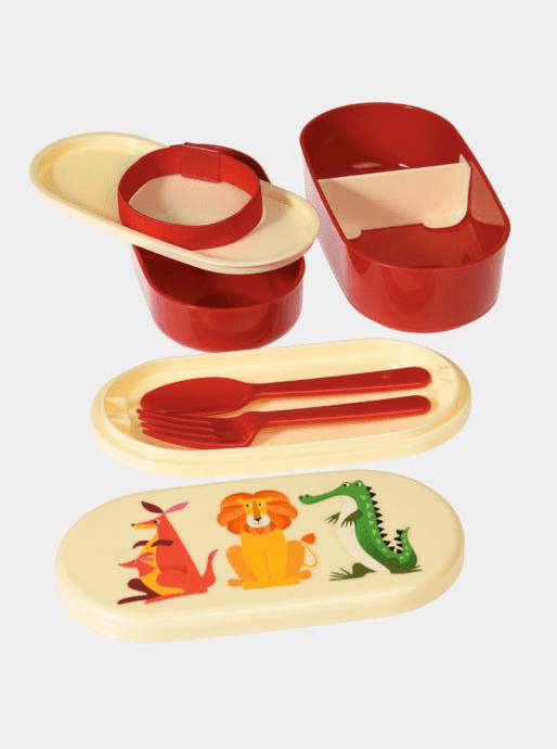 boîte à repas créatures colorées 2