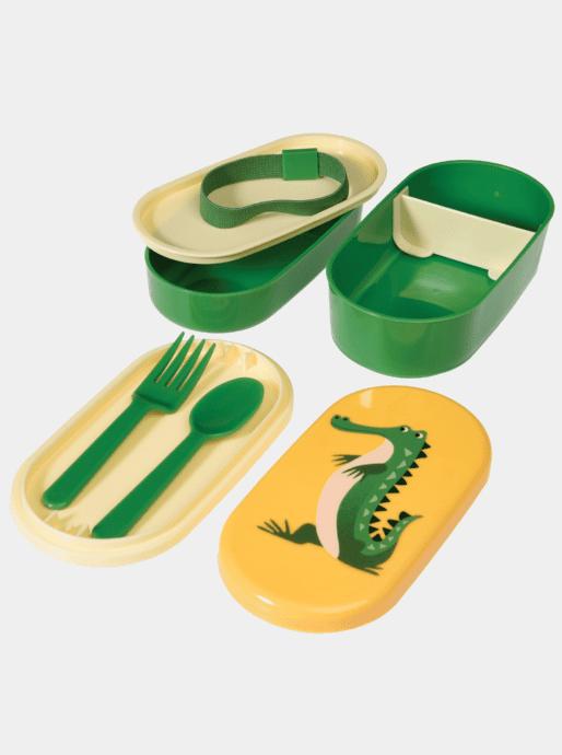 boîte à repas crocodile 2