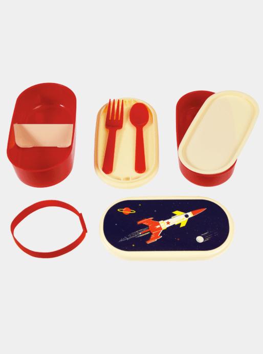 boîte à repas fusée 2