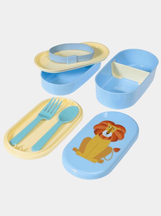 boîte à repas lion 2