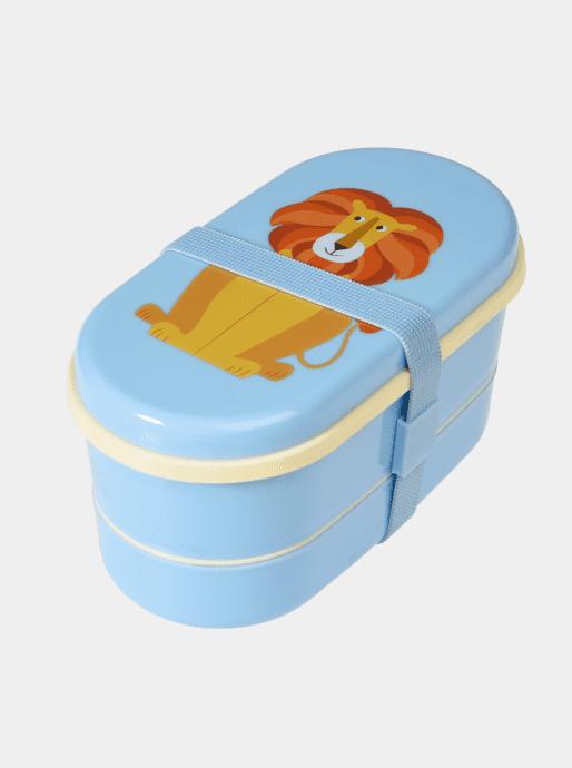 boîte à repas lion