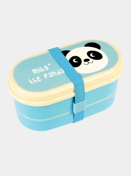 boîte à repas panda