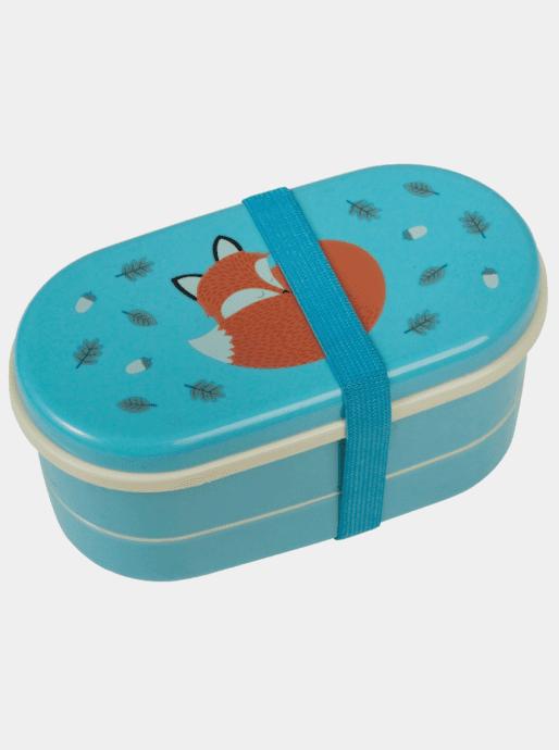 boite à repas renard